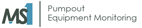 MS1 Pumpout Equipment Monitoring