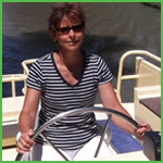 Kathy Obrien at Sun Harbor Marina